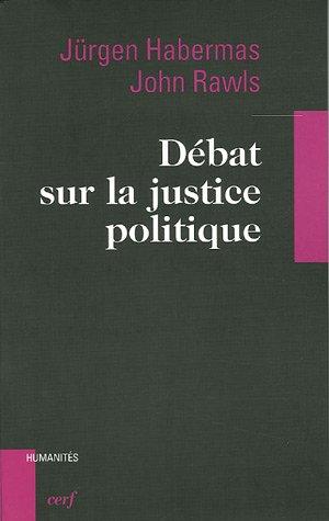 Débat sur la justice politique