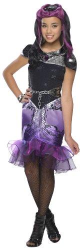 Rubie's Raven Queen-Kostüm für Mädchen je nach Hoch