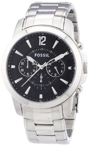 5ee8c429bcf7 Fossil Men s Dress FS4532 - Reloj cronógrafo de cuarzo para hombre ...