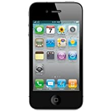 Apple iPhone 4S Smartphone (8,9 cm (3,5 Zoll) Touchscreen Display, 8 Megapixel Kamera, 64GB, UMTS, iOS 5) schwarz (Generalüberholt)