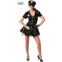 Disfraz de mujer policía americana - Estándar