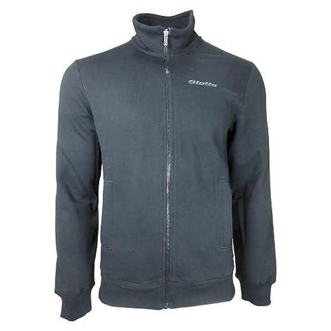 Lotto - First ii black fz sweat - Sweats vestes zippée - Noir - Taille 3XL