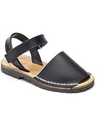 aabf29c81 Amazon.es  menorquinas - Velcro   Zapatos  Zapatos y complementos