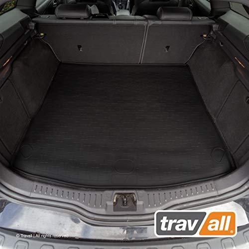 Travall® Liner Kofferraumwanne TBM1018 - Maßgeschneiderte Gepäckraumeinlage mit Anti-Rutsch-Beschichtung