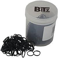 Bitz - Gomas elásticas para el pelo para caballos