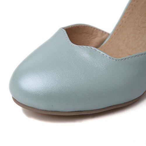 Balamasa, Zapatos De Tacón Mujer Azul