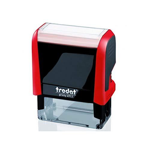 Trodat Printy 4912-47x18mm (rosso)