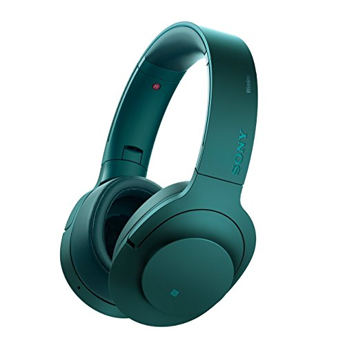 Sony MDR100ABNB - Auriculares on-ear (con audio de alta resolución, Wireless, Bluetooth, NFC y LDAC), color negro