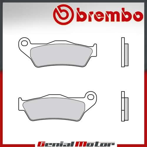 Pastiglie Brembo Freno Posteriori 07001.CC per XC VERSITY 300 2005 > 2007