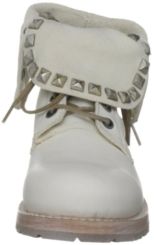 Rogan SW 83 Off femmes Studded Blanc Bottes Frye TR White C1qdwFdZ8