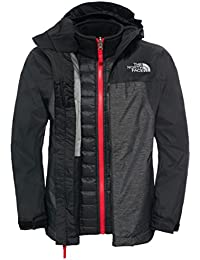 The North Face B Thermoball Triclimate - Chaqueta para hombre, color negro, talla XS