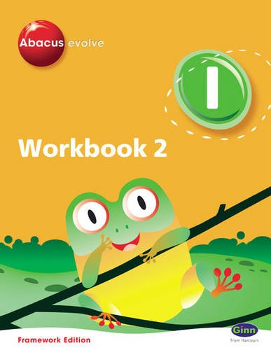 Abacus Evolve Y1/P2: Workbook 2 Pack of 8 Framework Edition: Workbook No. 2 (Abacus Evolve Fwk (2007))