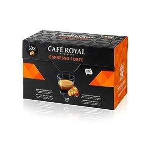 Café Royal Espresso Forte Box per Nespresso - Confezione da 33 Capsule 4