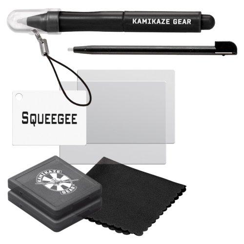 Nintendo DS Lite - Stylus & Protection Kit -black- Zubehörsammlung