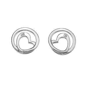 Hot Diamonds Forever Stud Earrings