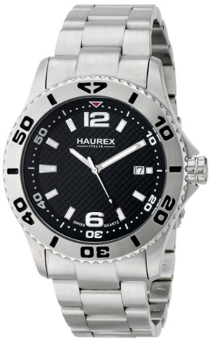 Haurex Italy 7A500UNN - Reloj para hombres