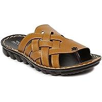 PARAGON Men's Brown Formal Thong Sandals-8 UK/India (42 EU)(PU6729-50)