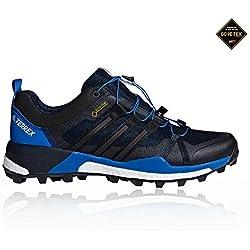 Adidas Terrex Skychaser GTX, Zapatillas de Trail Running para Hombre, Azul (Maruni/Negbas/Belazu 000), 43 1/3 EU