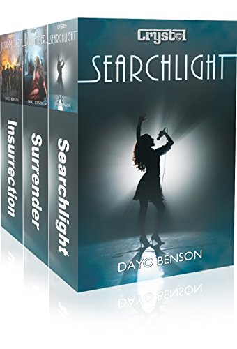 free kindle book The Crystal Series Boxed Set: A Christian Romantic Thriller Series (Books 1 - 3: Searchlight, Surrender & Insurrection)