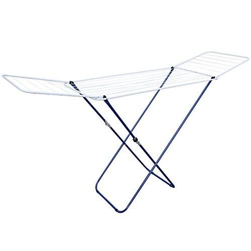 ROLLER Flügel-Wäscheständer - Metall - 18 m Trockenlänge