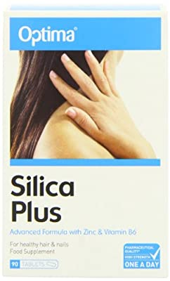 Optima Health Organic Silica Plus 90 Tablets from TREZA