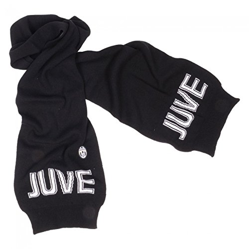 Jacquard rasata vestir rasata Bufanda oficial Juventus 00988 *