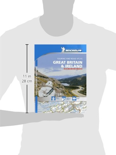 Atlas Great Britain & Ireland (Atlas de carreteras Michelin) 1