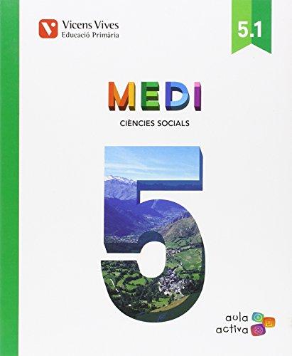 Medi 5.1 Social (aula Activa) Area - 9788468233031