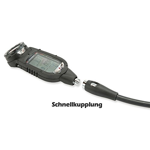 Oceanic Pro Plus 3 – mit Kompass und Schnellkupplung - 3