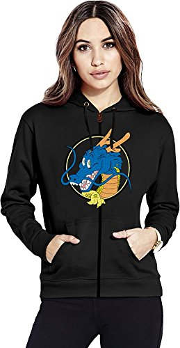 Dragon Ball Dragon femmes sweat à capuche X-Large