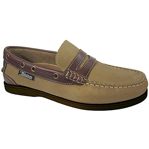 Coolers , Chaussures bateau pour homme - Stone/Redwood