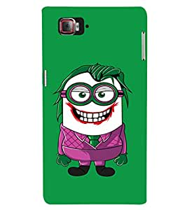 EPICCASE Joker Minion Mobile Back Case Cover For Lenovo Vibe Z2 Pro K920 (Designer Case)