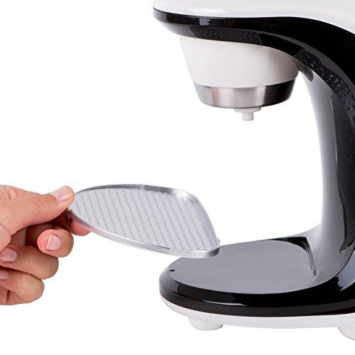 450W Design 2 Tassen Kaffeemaschine mit 2 Porzellantassen Ein / Zwei Tassen - 3
