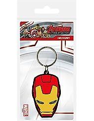 Vengadores La Era de Ultrón Llavero caucho Iron Man 6 cm