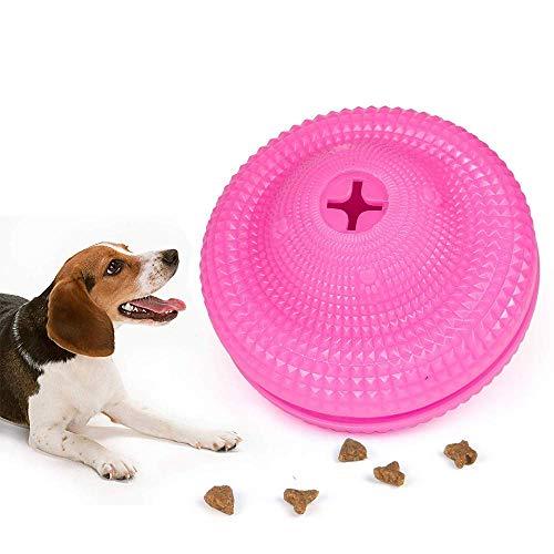 auspielzeug für Hunde, Hundefutter, Leckerlis, Zahnreinigungsball, Kauen und Zahnreinigung, Ball für Haustiere, Hunde, Welpen, Katzen, Kauspielzeug Geschenk für Haustiere ()