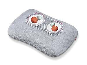 Beurer MG 145 Rücken-Nacken-Massagegerät, Wärmefunktion, waschbarer Bezug, 4 Massageköpfe