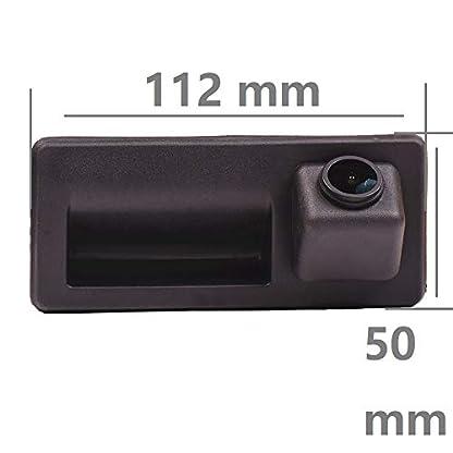 HD-Rckfahrkamera-1270-x-720p-integriert-im-Kofferraumgriff-Rckfahrkamera-fr-Audi-A3-8V-2016-A4-B9-A5-Q5-A6-Q7-A6-C7-A7-C7-RS3-S3-A8-Allroad-mit-MIB-MMI-Radio
