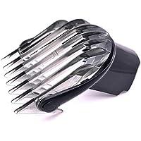 Clipper Trimmer Peine Accesorio Para Philips Shaver QC5010 QC5050 QC5070 QC5090 Peluquería 3-21mm Peine de longitud fija Vida solitaria