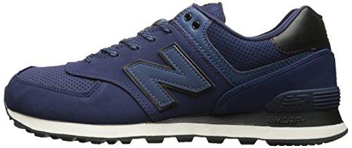 Blu 44.5 New Balance 574 Sneaker Uomo Navy EU Scarpe 0191264331754 yna