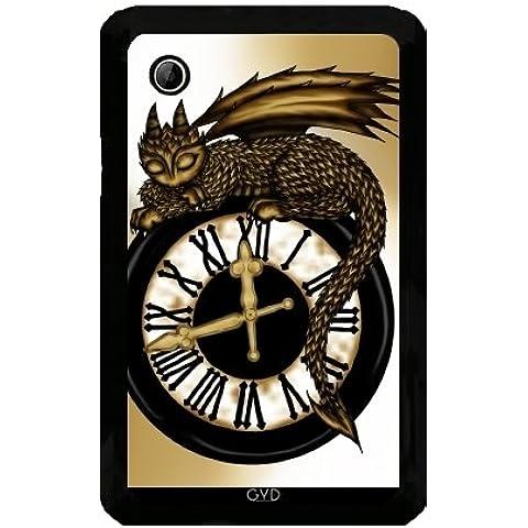 Custodia per Samsung Galaxy Tab 2 P3100 - Tempo Drago by Pezi Creation