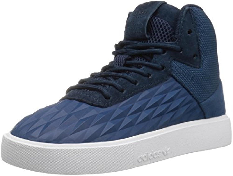 adidas originaux garçons « c splendide mi - c « basket, mystery Bleu  collegiate marine / crystal Blanc  s, 13 m petit 208128
