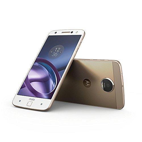 Lenovo Moto Z Smartphone  14  cm  5 5  pulgadas   32  GB  Android  - Versi  n alemana