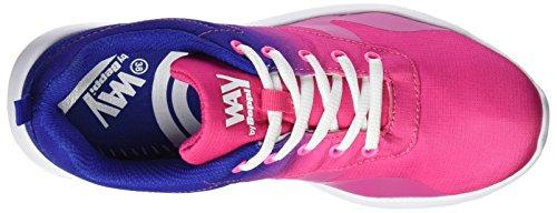 Beppi Damen Sport Shoe Turnschuhe Rosa
