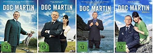 Doc Martin - Staffel 1-4 (1+2+3+4) im Set - Deutsche Originalware [9 DVDs]