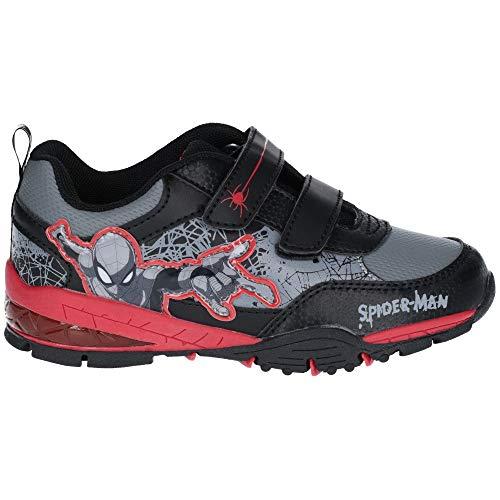 Leomil Garçons Spiderman Web Chaussures De Sport