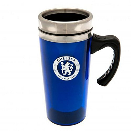 Club Licensed Chelsea Travel Mug - One Size