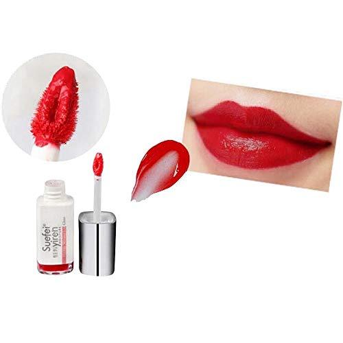 Dtuta Lippenstifte, Frau Wasserdicht Lippglosse Lipgloss Antihaft-Becher, Keine Farbgebung, Einfach...
