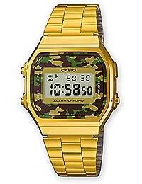 Casio Reloj de Pulsera A168WEGC-3EF