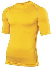 Rhino Herren Kurzarm-Shirt, Unterzieh-Shirt