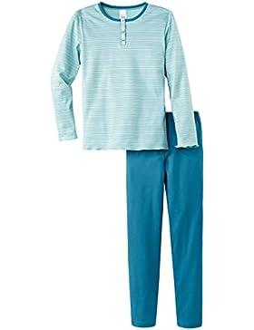 Calida Mädchen Zweiteiliger Schlafanzug Pyjama Ice Crystal